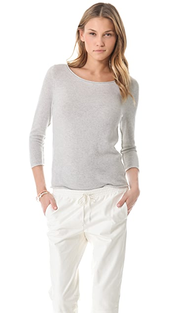 360 SWEATER Jackie Lee Cashmere Sweater