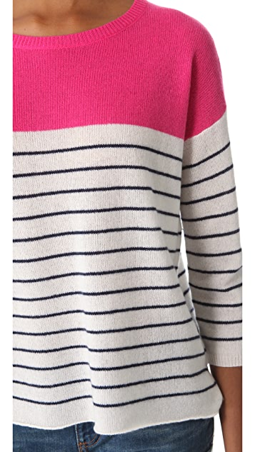 360 SWEATER Ellie Cashmere Sweater