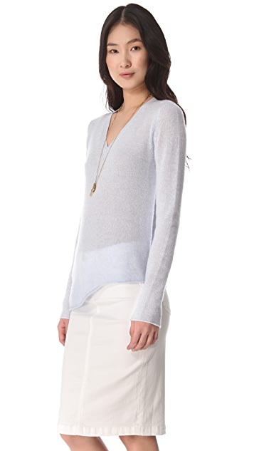 360 SWEATER Lake Cashmere Sweater