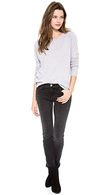 360 SWEATER Luther Cashmere Sweater