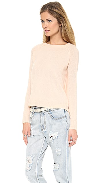 360 SWEATER Gia Cashmere Sweater