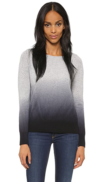 360 SWEATER Dip Cashmere Sweater