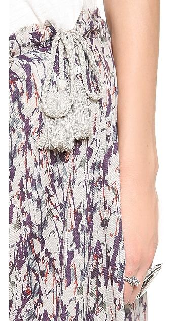Swildens Jenny Maxi Skirt