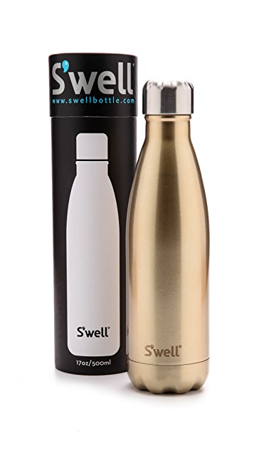 S'well Sparkling Champagne 17oz Water Bottle