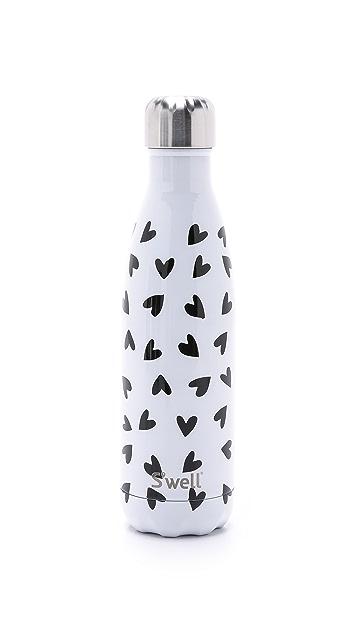 S'well Dark Hearted 17oz Water Bottle