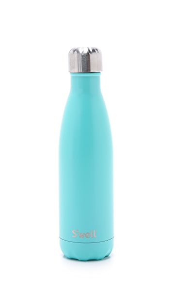 S'well Turquoise Blue 17oz Water Bottle