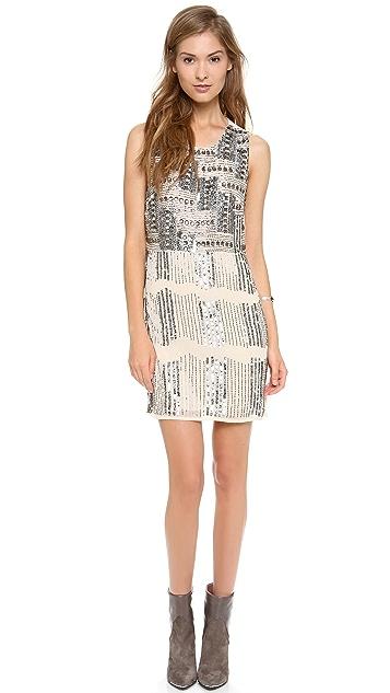 SW3 Bespoke Foster Beaded Dress