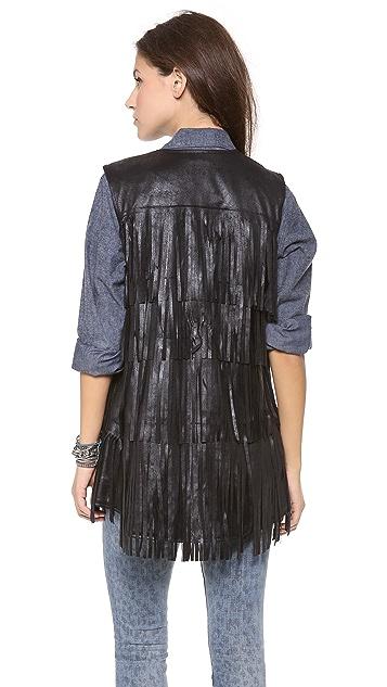 SW3 Bespoke Guildhall Fringe Vest