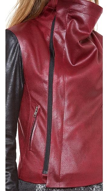 SW3 Bespoke Queensway Moto Jacket