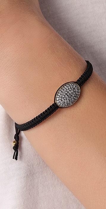 Tai Vintage Oval Charm Bracelet