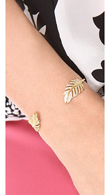 Tai Pave Feather Cuff