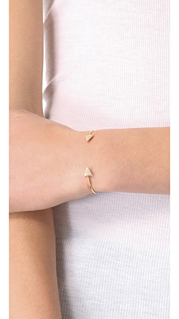 Tai Pave Arrow Cuff