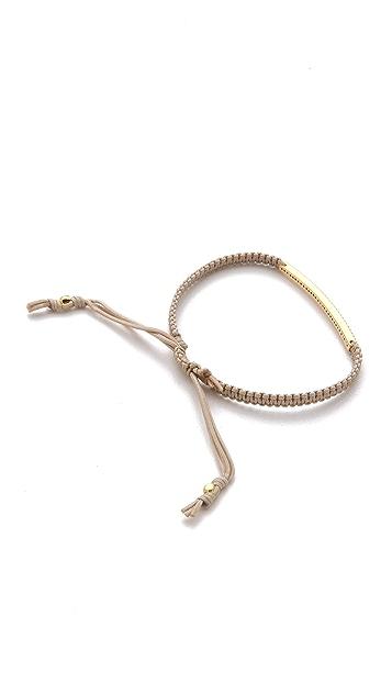 Tai Pave Bar Bracelet