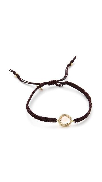 Tai Circular Stone Bracelet
