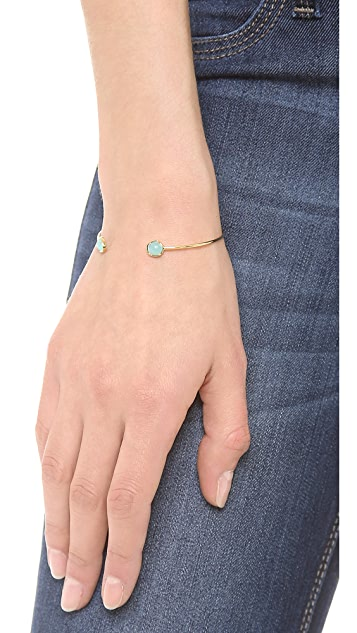 Tai Open Stone Bracelet