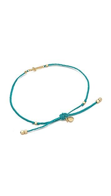 Tai Delicate Cross Bracelet