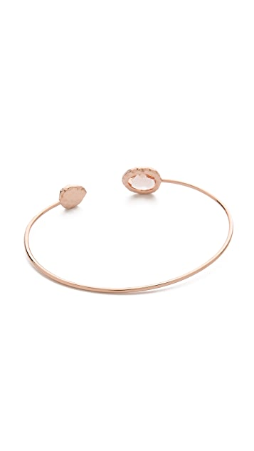 Tai Asymmetric Bangle Bracelet