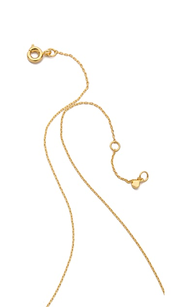 Tai Infinity Necklace
