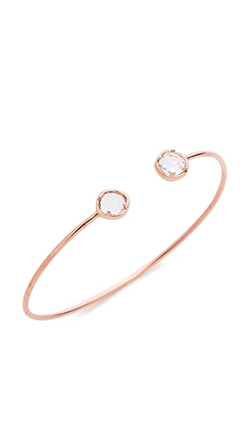 Tai Open Crystal Bracelet