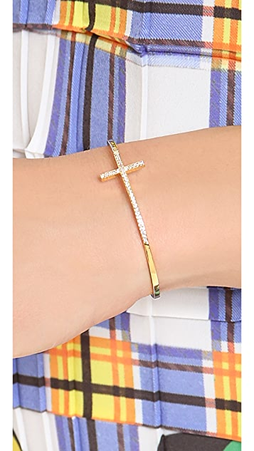 Tai Cross Bracelet