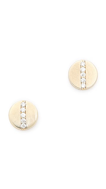 Tai Screw Earrings