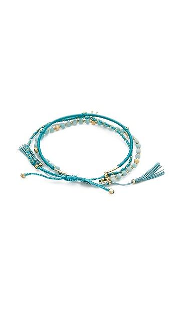 Tai Wishbone Bracelet Set