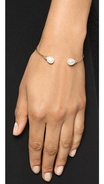 Tai Open Freshwater Cultured Pearl Bracelet