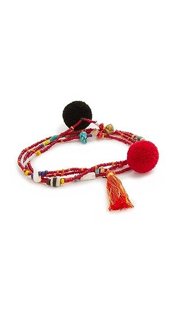 Tai Tassel Bracelet / Necklace