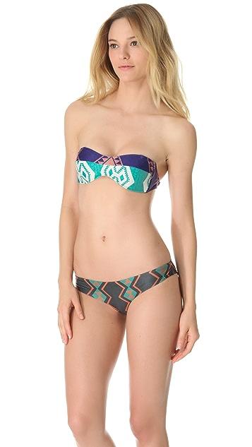 Tallow Tambo Bandeau Bikini Set