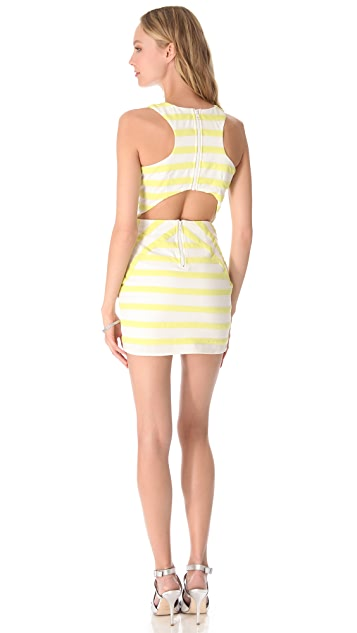 La Maison Talulah To Believe Mini Dress