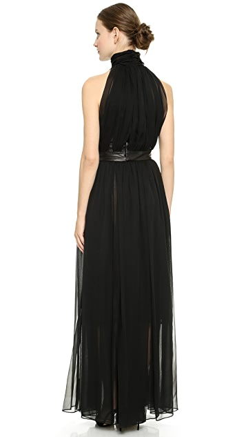 Tamara Mellon Long Evening Dress