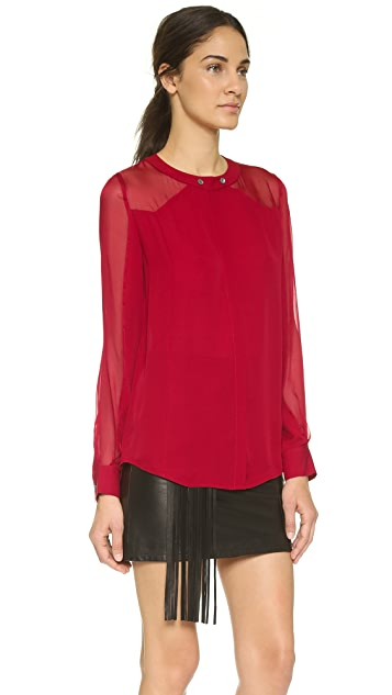 Tamara Mellon Neo Western Shirt