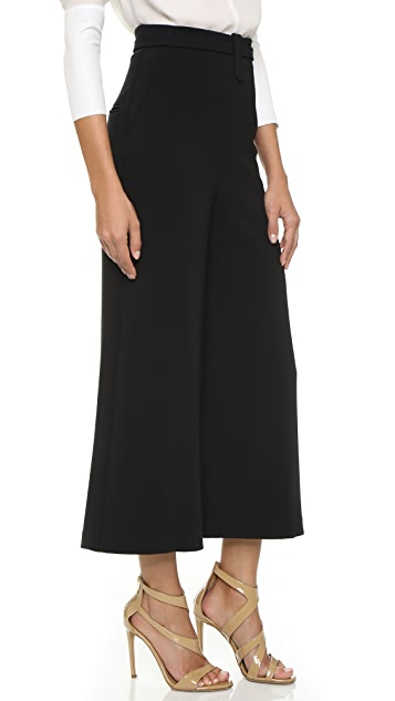 Tamara Mellon Cropped Pants