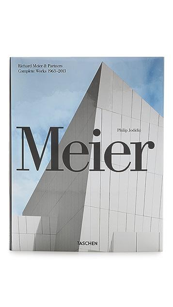 Taschen Richard Meier & Partners: Complete Works 1963-2013