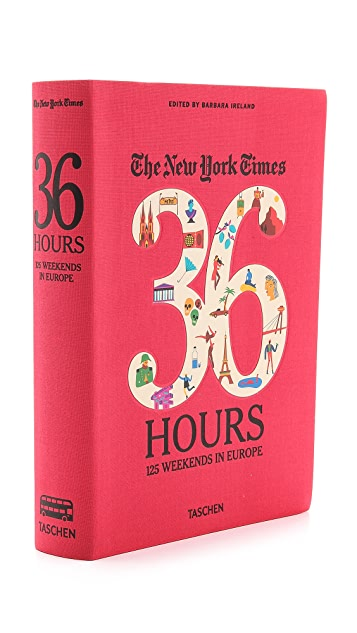 Taschen The New York Times 36 Hours Guide: Europe