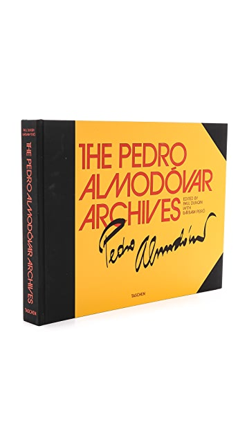 Taschen The Pedro Almodovar Archives