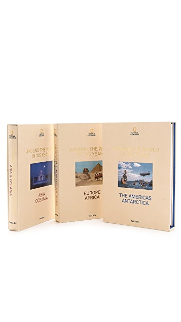Taschen National Geographic: Around the World in 125 Years
