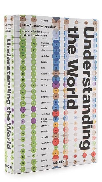 Taschen Understanding the World: The Atlas of Infographics