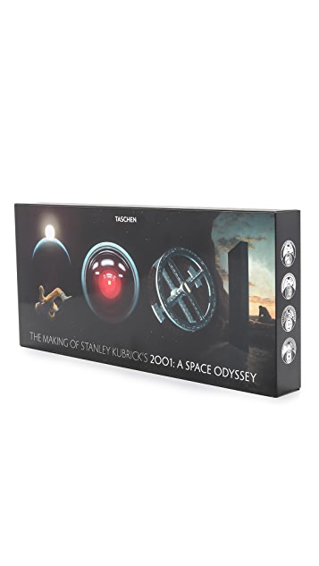 Taschen The Making of Stanley Kubrick's 2001: A Space Odyssey