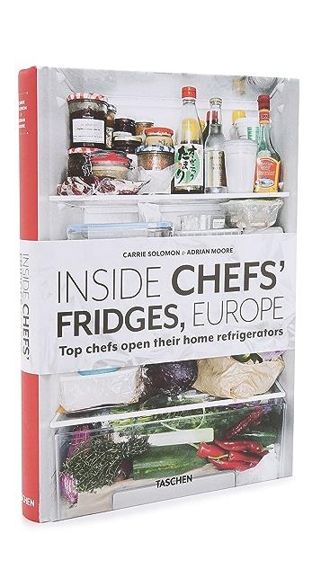 Taschen Inside Chefs' Fridges
