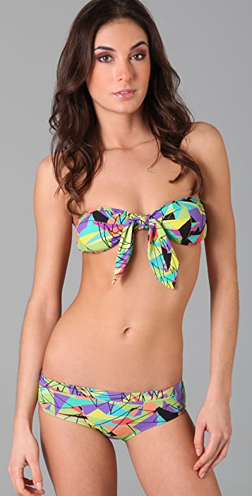 Tavik Swimwear Natalie Bandeau Bikini Top