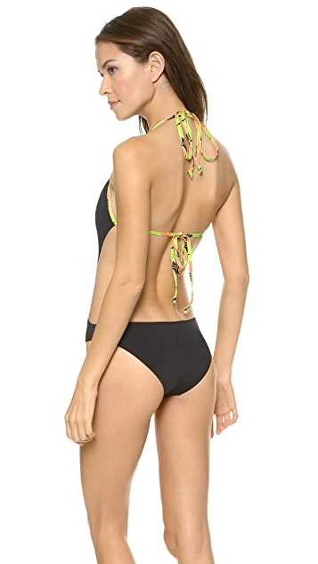 Tavik Swimwear Alexa Low Scoop Swimsuit