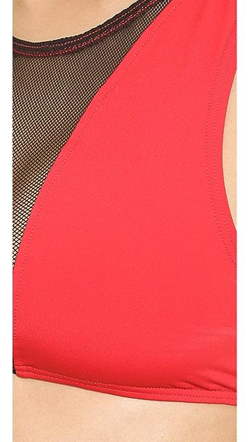 Tavik Swimwear Natasha Tank Bikini Top
