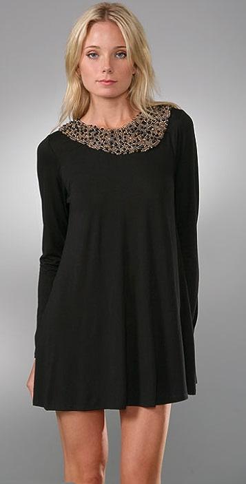 MISA Collar Dress