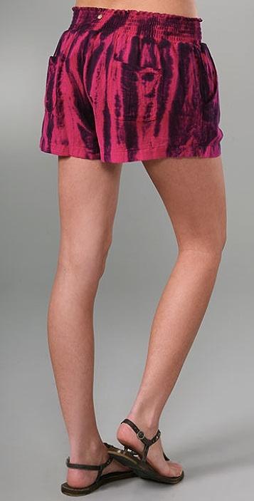 MISA Tie Dye Shorts