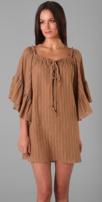 MISA Bell Sleeve Dress