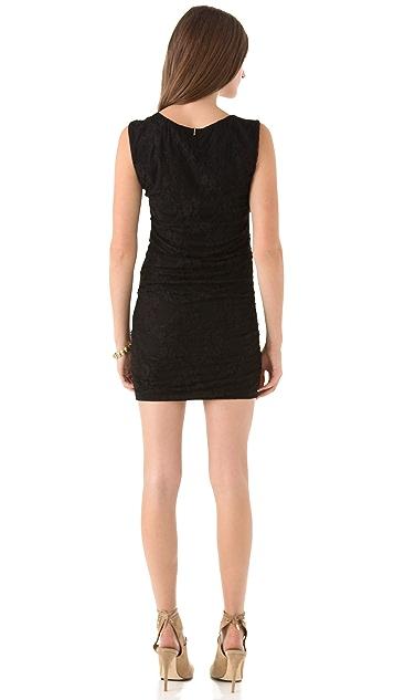 MISA Lace Bodycon Dress