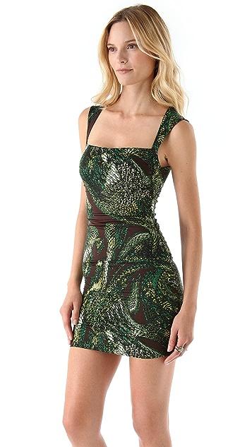 MISA Body Con Dress