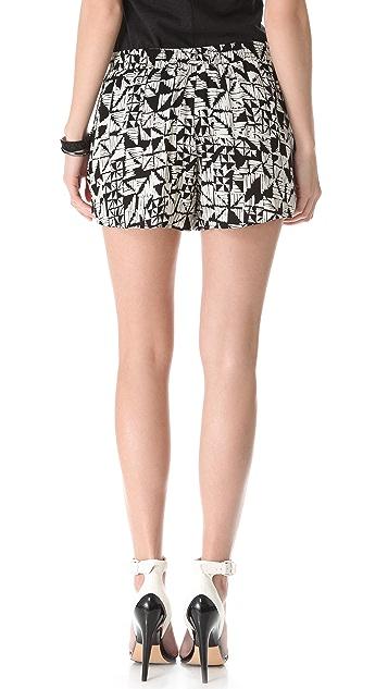 MISA Print Shorts