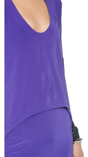 MISA Petra Overlay Dress